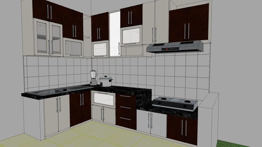 Nina's Kitchen Set