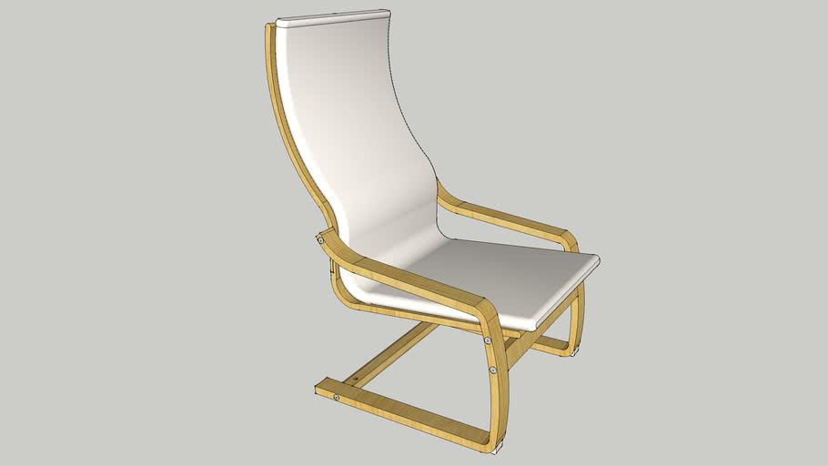 Ikea Sessel (by heidl)
