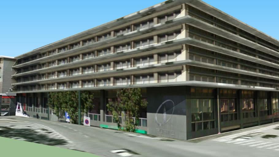 edificio CMP