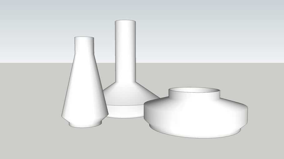 Set of Vases 3