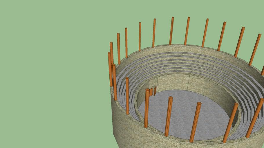 Romen amphitheater