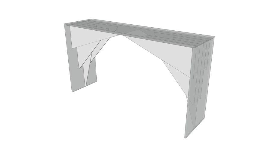 Aparador Wing - Danilo Vale Design para Taguabox