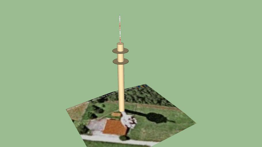 Fernmeldeturm Traunstein-Einham