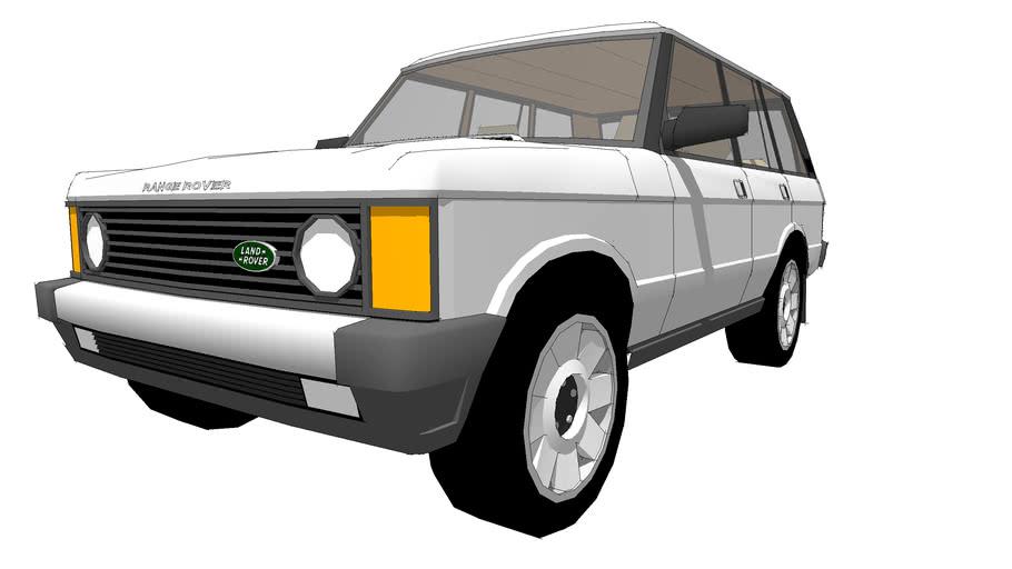 1970-1995 Land Rover Range Rover