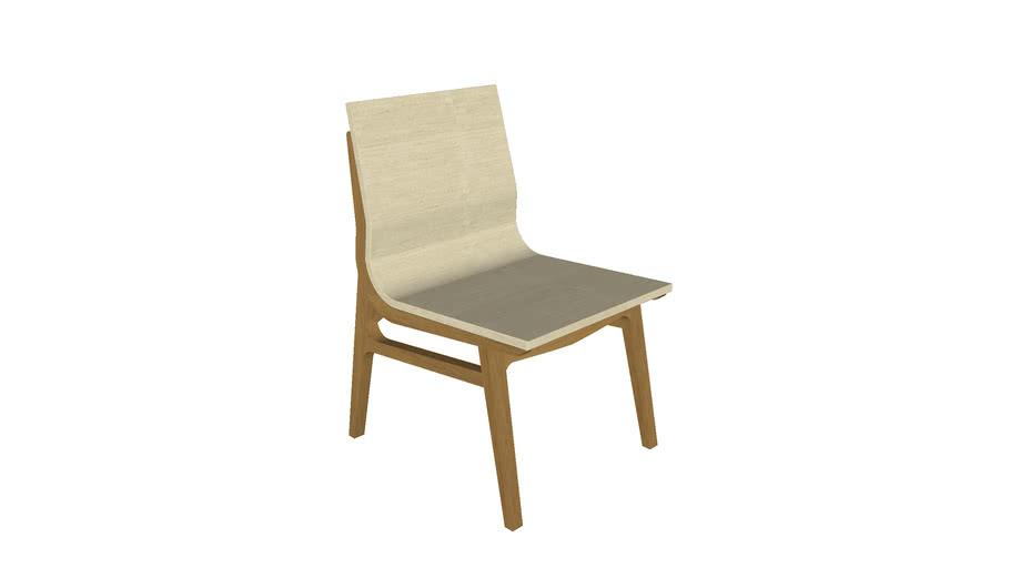 Cadeira Helvética - Rejane Carvalho Leite