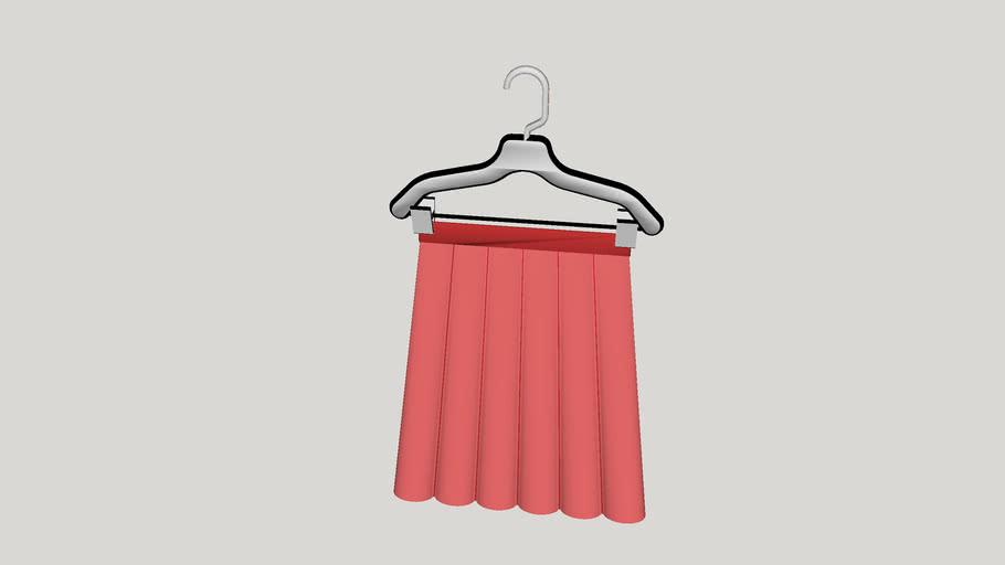 Vera Pleated Skirt