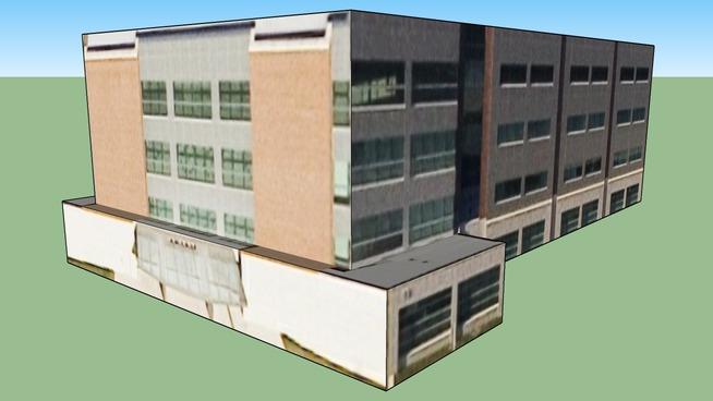 Building in 美國田納西州孟菲斯