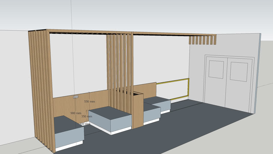 seating booth