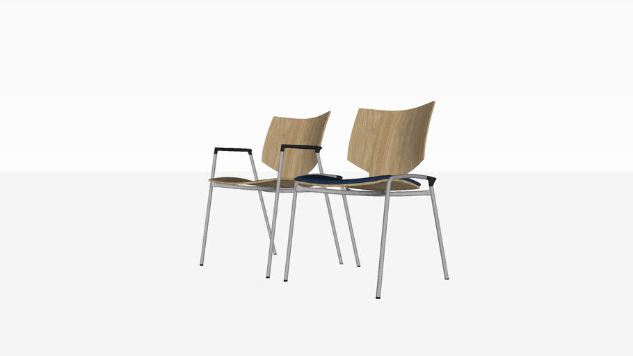 Casala Lynx I - stacking chair