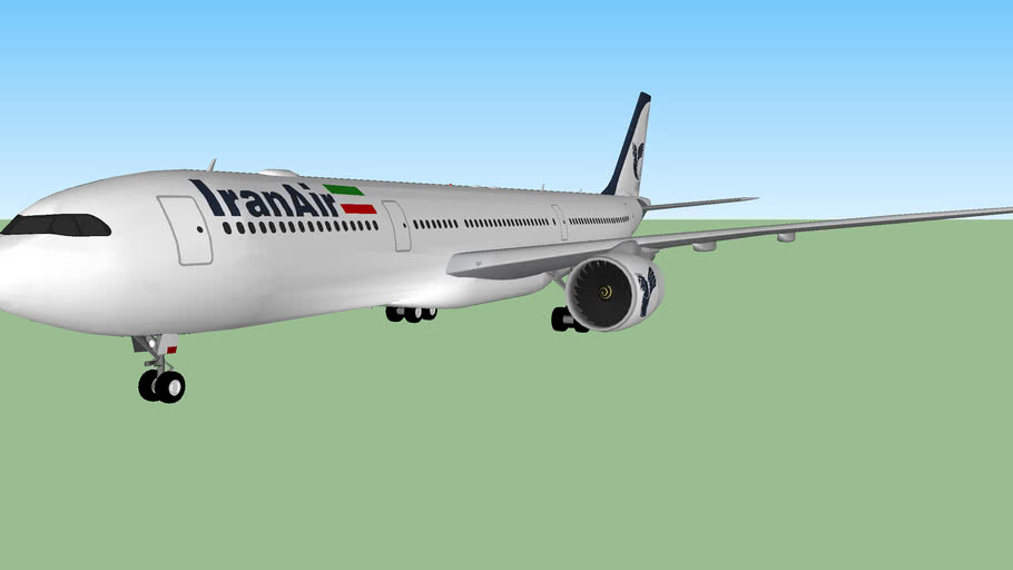 Iran Air A330-941neo