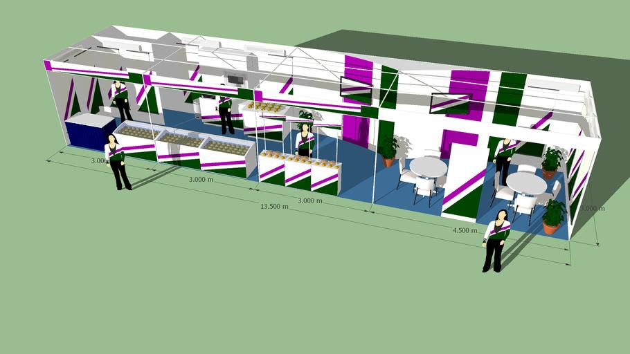 Expo Booth II