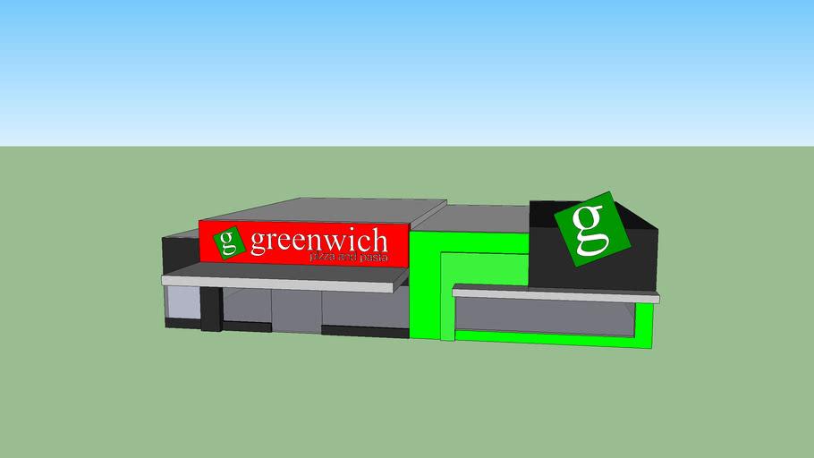 Greenwich Pizza Branch (3rd version)