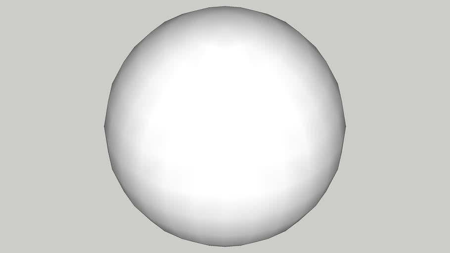 直径1mmの球