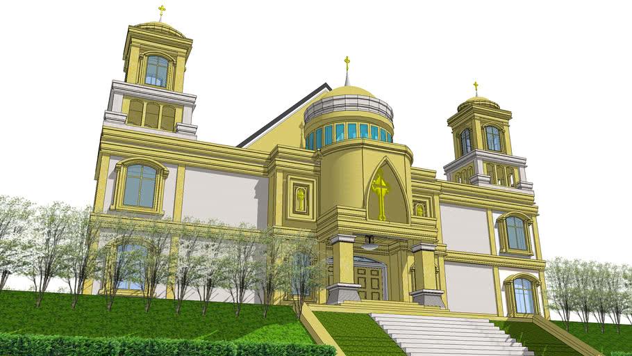 Gereja Ransiki Kabupaten Manokwari Selatan by Adi Kuling