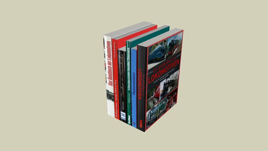 Bücher 17 (17x31x23cm)