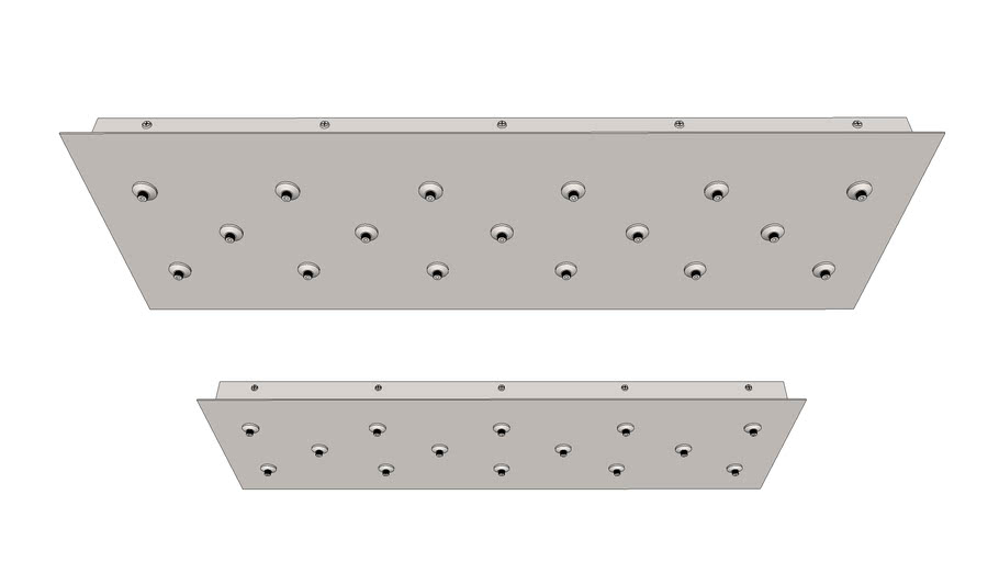 14 & 17 Port Linear Canopies