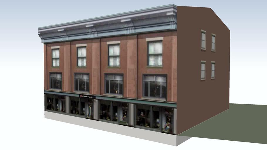 Building 2 on Merrimack St.