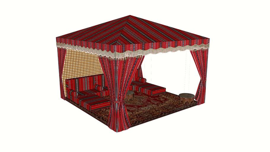 Arabic Tent 5mx5m