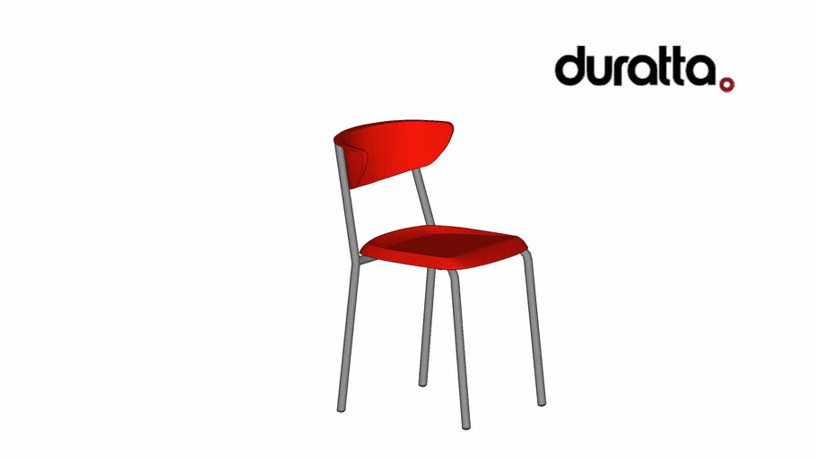 Cadeira Byte - Duratta