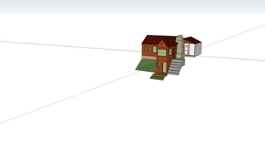 Arene Main Cabin