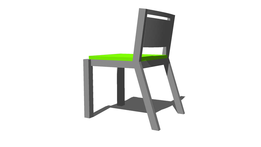Synergy Chair (Metal)