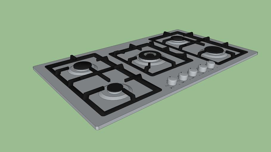 PARRILLA DE GAS TECNOLAM / MODELO TFS904F1C.X