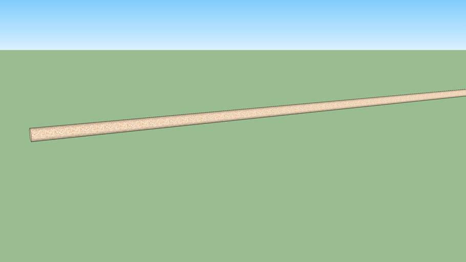 Linha de Madeira - Carnúba