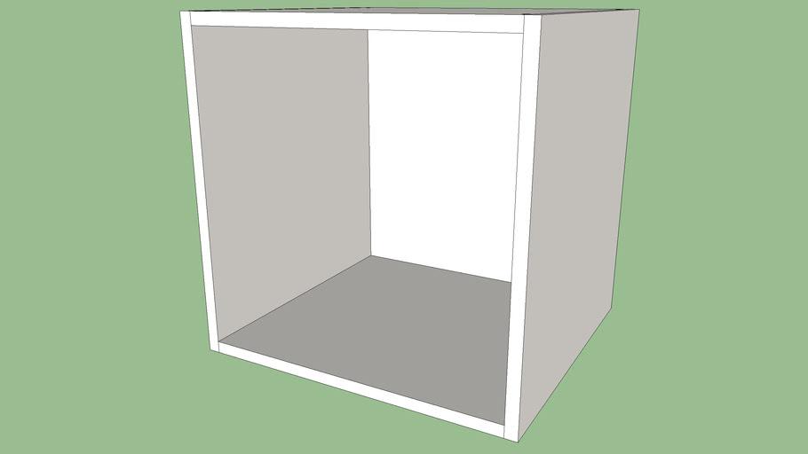 IKEA PLATSA Korpus 60x60x55