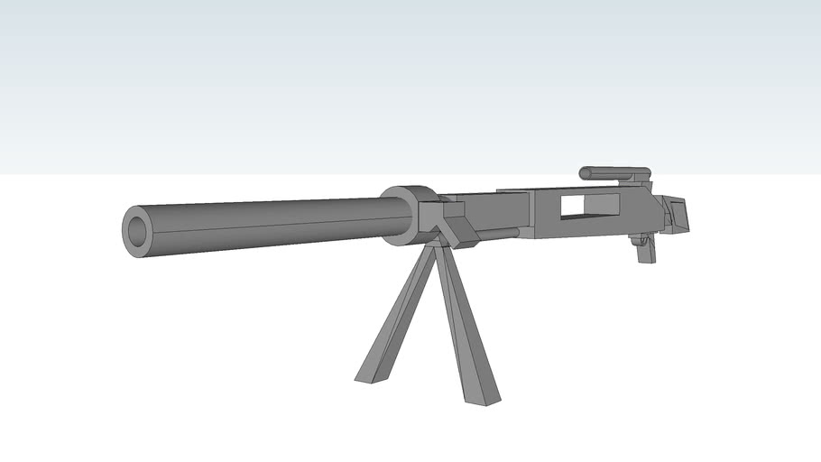 HKMG-5 heavy machine gun 14.5x114mm