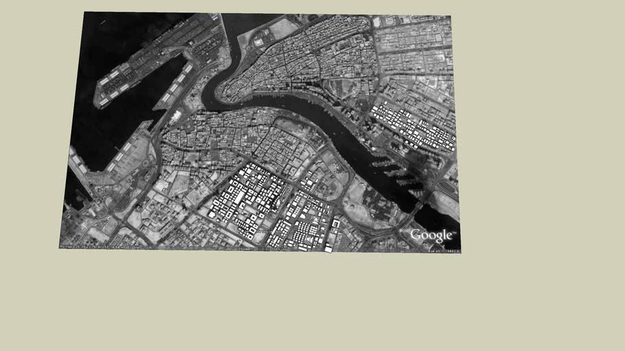 dubai metro area  phase one
