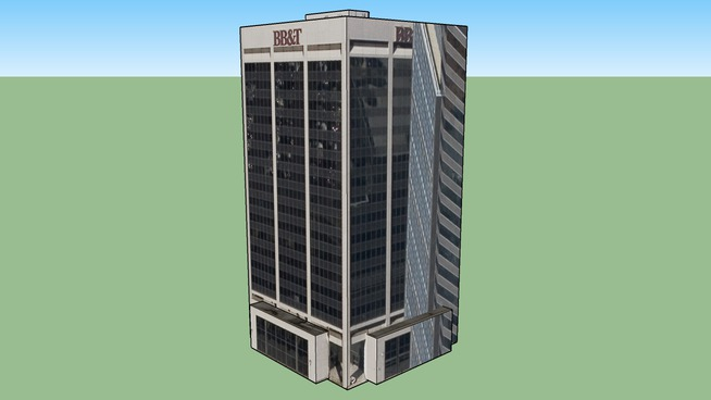 Gebäude in Jacksonville, FL, USA