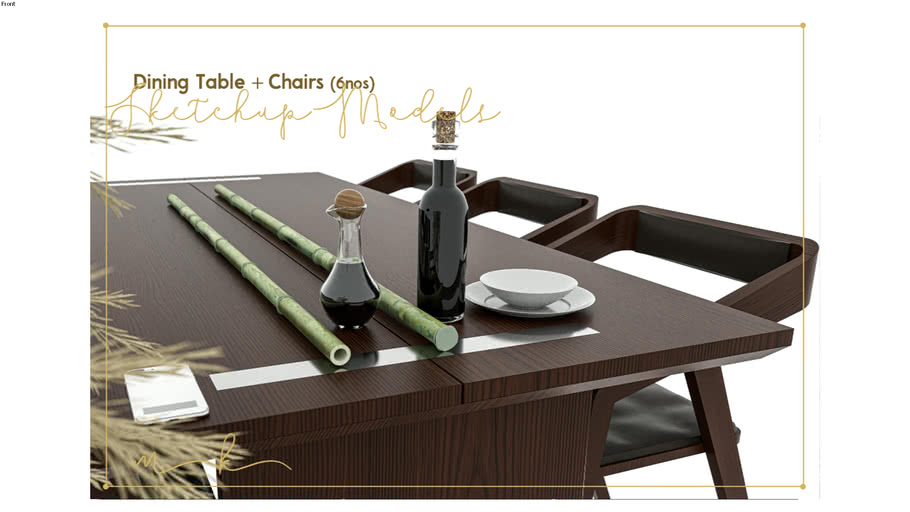 Dining Table_Chairs