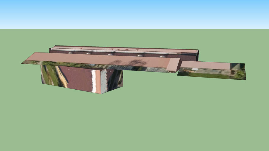 Building in Fairwater, Cardiff, South Glamorgan CF5 3HJ, UK