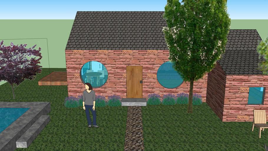 Modest House
