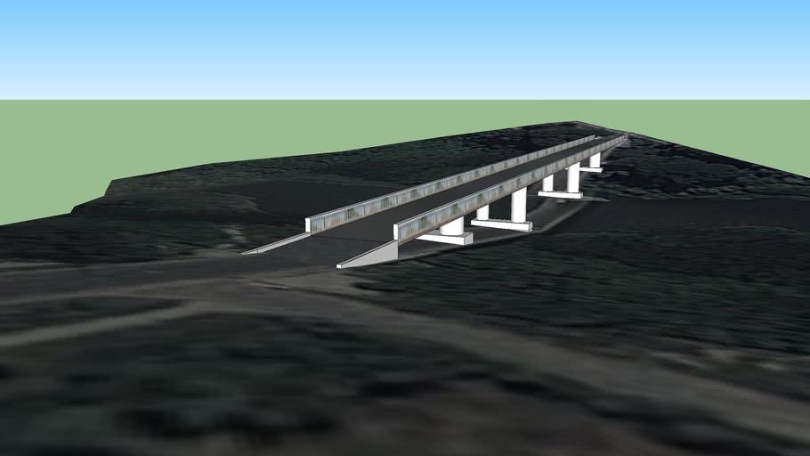 Puente Sobre el Rio Cauto, Palma Soriano, Santiago de Cuba