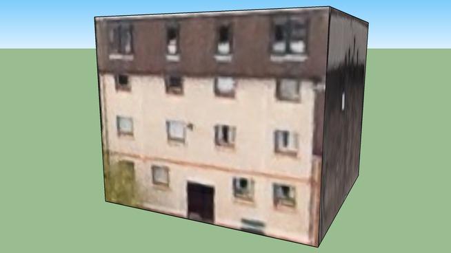 Bâtiment situé Édimbourg EH8 7BW, Royaume Uni
