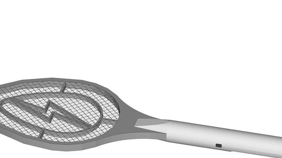 Electric racket    電蚊拍