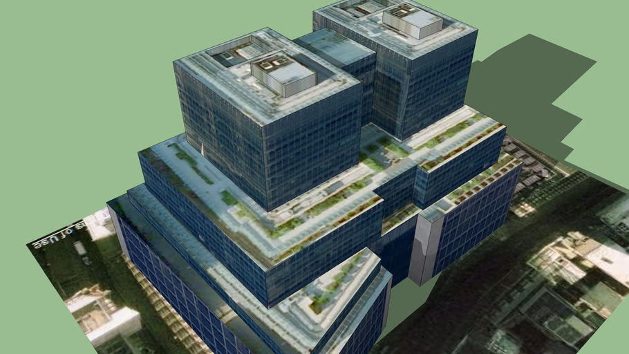 London3Dproject - Downtown 21