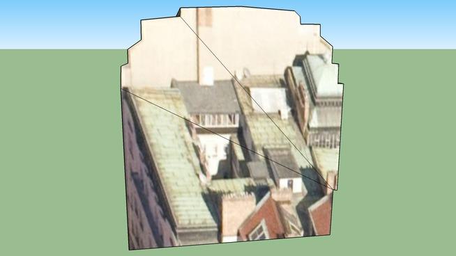 Строение по адресу Прага, Чешская Республика