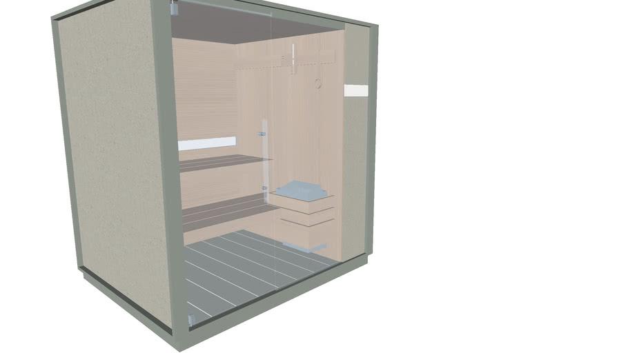 Effegibi S-One Sand - sauna