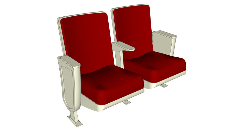Theater Seat Citation by Irwin Seating