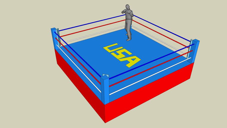 Rockey Boxing Ring