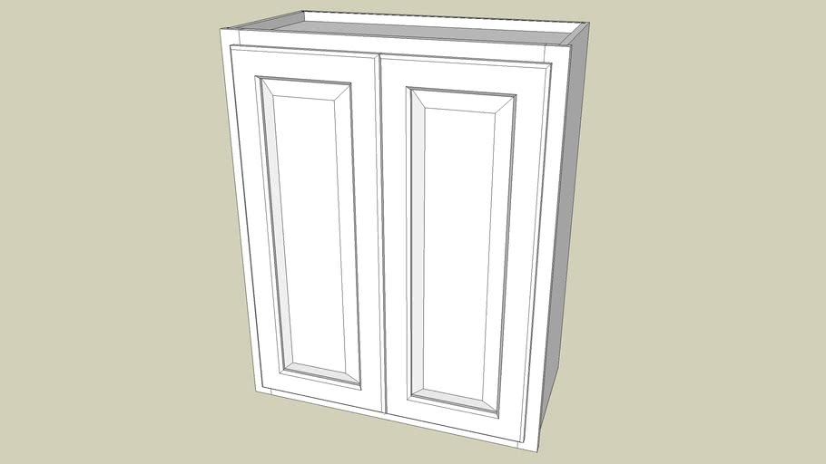 Briarwood Wall Cabinet W2430b 12