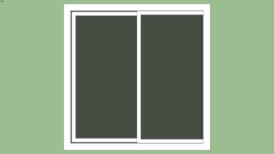 Fenêtre simple