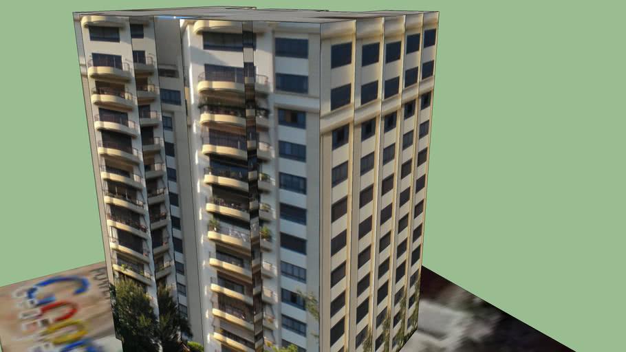 Edificio en la avenida Anacaona - Santo Domingo - Rep. Dominicana