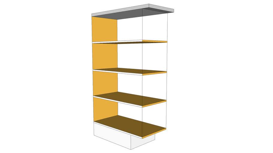 TRM DA Bottom Kitchen Shelves
