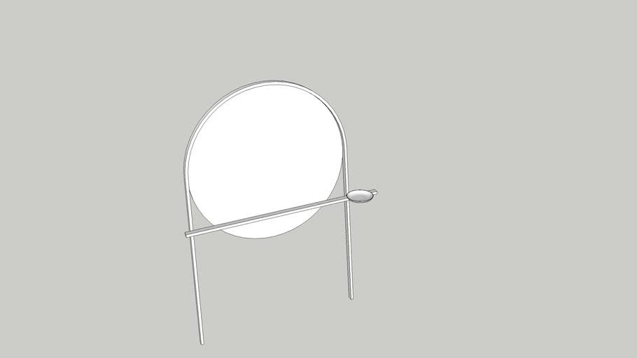 Miroir : Geoffrey - Ligne Roset