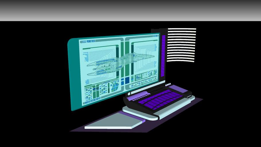 Enterprise J computer