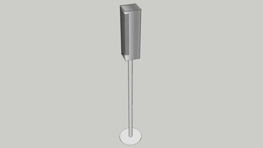 Loewe Universal speaker on Stand