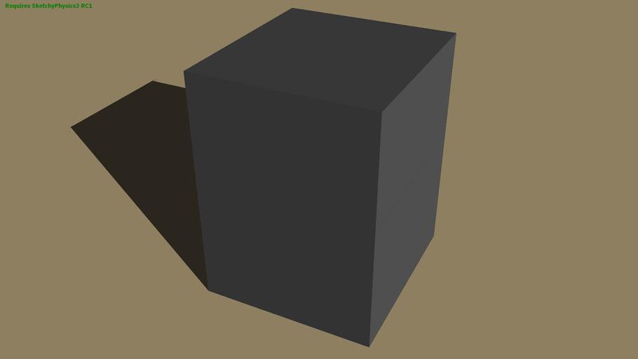 SketchyPhysics 3 RC1 Fold Up Turret